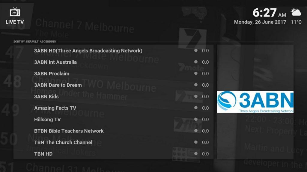 KODI Wizard – DROIDWORLD – Android Smart TV Box Retailer
