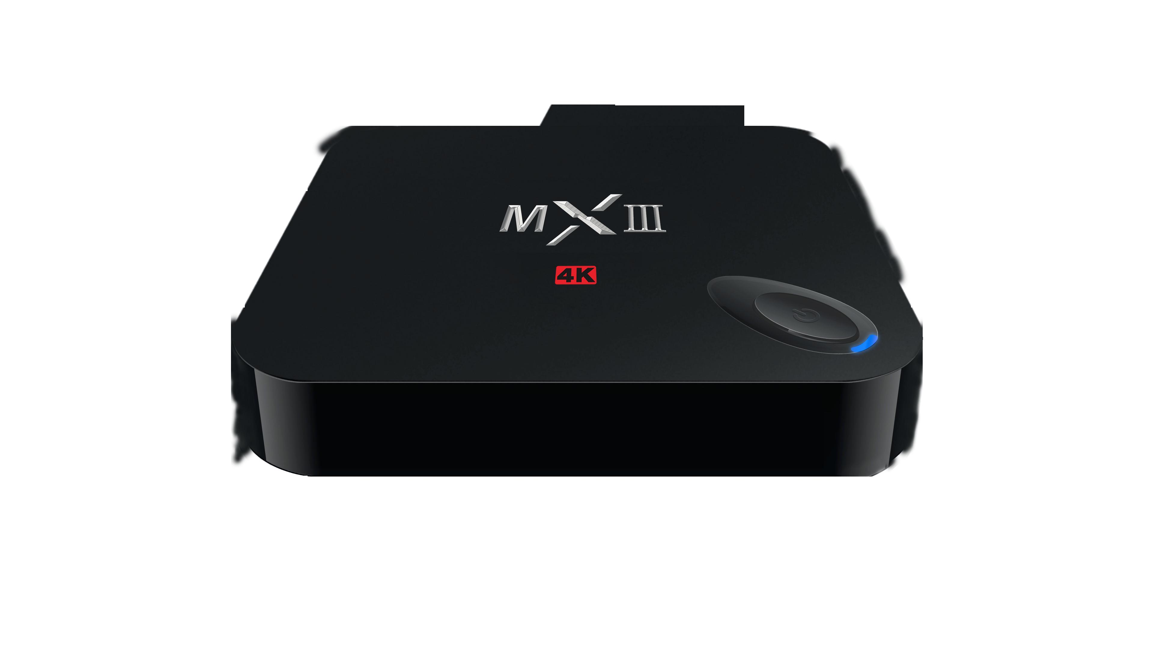MXIII MX3 ANDROID TV BOX AMLOGIC KODI XBMC