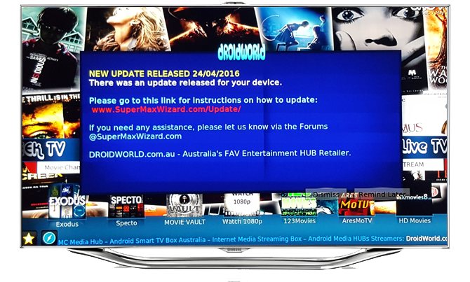 auto updates kodi wizard best xbmc build