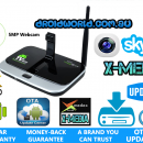 cs918s android TV camera box KODI WEBCAM