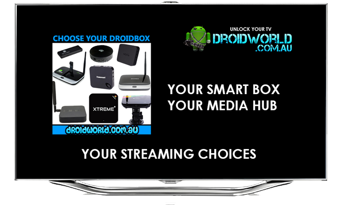 droidworld android smart tv box best kodi streamer