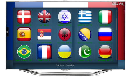 uk usa greek turkish italian french live tv channels streaming iptv kodi free