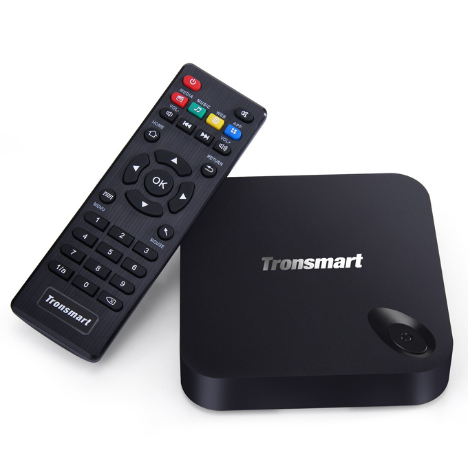 TRONSMART MXIII MX3 ANDROID TV BOX