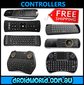Air Mouse Remotes & Keyboards