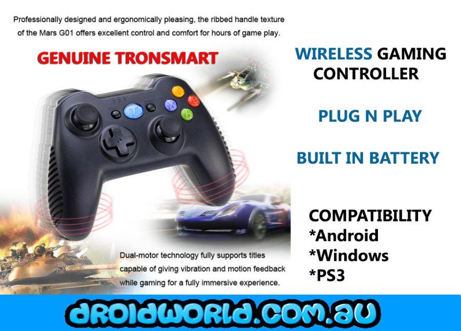 TRONSMART MARS G01 android gaming controller
