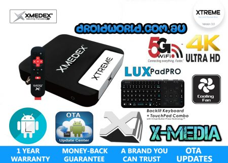 best kodi box australia review, xmedex xtreme rk3288 16g 2g