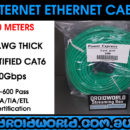 30m cat6 ethernet cable australia