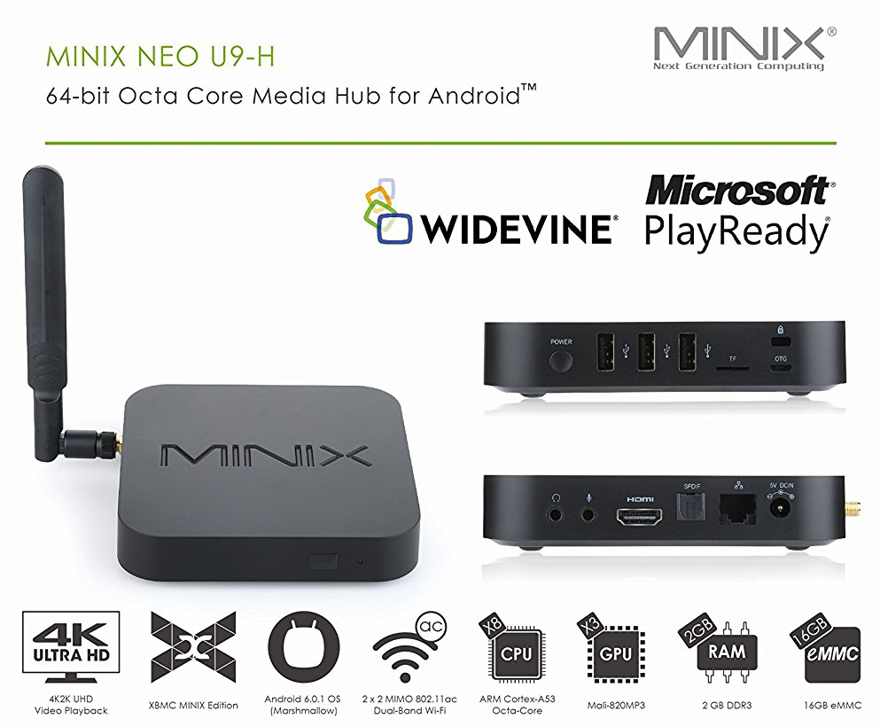buy minix neo u9-h in australia