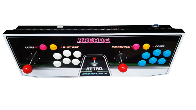 arcade machine jamma pandoras box 4 review