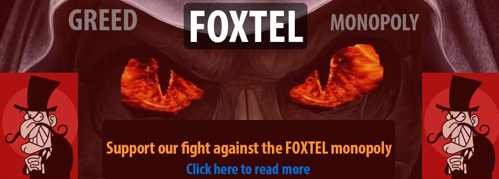 foxtel monopoly