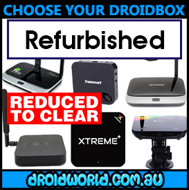 Used / Refurbished Android TV Box