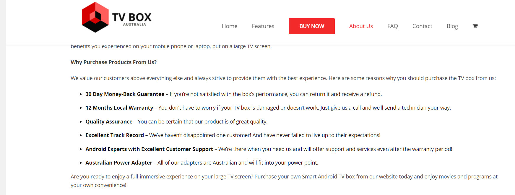 Support Centre – DROIDWORLD – Android Smart TV Box Retailer